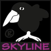 Skyline-Tierprodukte